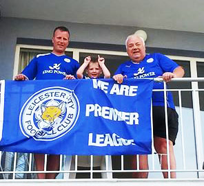 LCFC on Holiday