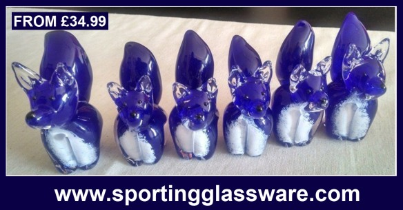 Sporting glass